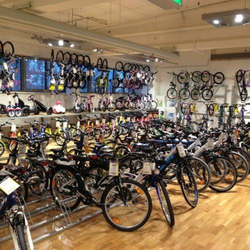 Fahrräder Marken